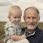 Children with older fathers and grandfathers 'live longer'