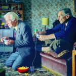 Video game training enhances cognitive control in older adults